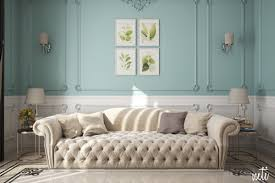 Modern Chic Living Room Chic Living Room Design Ideas Use An Art Decor To Amplify The