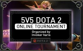5v5 dota 2 online tournament