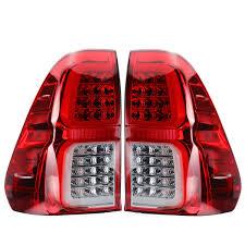 Revo Led Lights Pair Rear Lh Rh Led Tail Brake Lights Lamp For Toyota Hilux Revo 2015