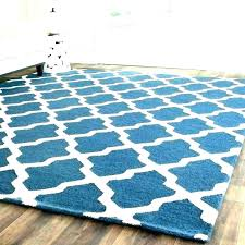 turquoise rug target