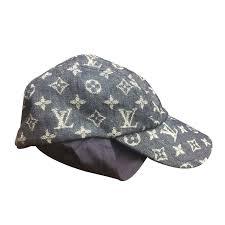 louis vuitton hat. louis vuitton hats cotton other ref.22694 hat s