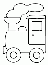 Small Picture Train coloring pages for preschoolers ColoringStar