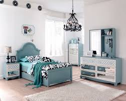 kids bedroom for girls blue. Ashley Mivara Tiffany Turquoise Blue Girls Kids French Bedroom Furniture Sets For I
