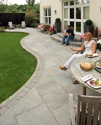 the 25 best garden paving ideas on paving