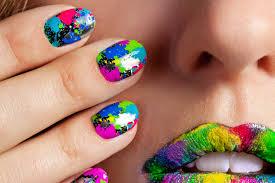 impressive and super simple diy nail art design ideas