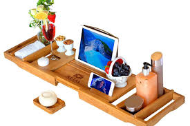How to Clean Bamboo Bathtub Caddy - ROYAL CRAFT WOOD | Eco ...