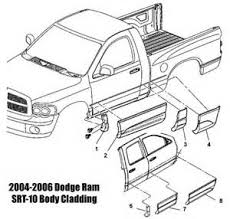 trailer wiring diagram for 2006 dodge ram images dodge ram srt10 2004 2006 accessories and parts