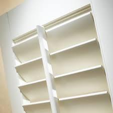 poly vinyl plantation shutters