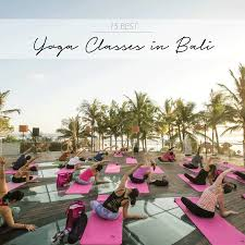 best yoga cles in bali