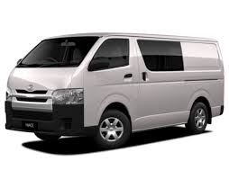 2018 Toyota Hiace Towing Capacity Carsguide