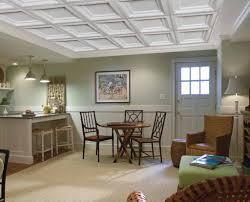 coffer lighting. Coffered Ceilings \u2013 Elegant Basement Ceiling Options Coffer Lighting I