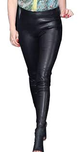 iii fashions womens kristen stewart hollywood celebrity skinny fit real leather biker pants at women s clothing