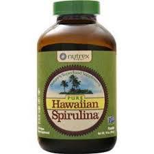 Nutrex Hawaii <b>Pure Hawaiian Spirulina Powder</b> on sale at ...