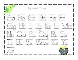 preschool tracing worksheets letters – janjarczyk.com