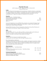 Paralegal Resume Sample 2015 Paralegal Resumes Samples Resume Examples Oklahoma 24 Vesochieuxo 24