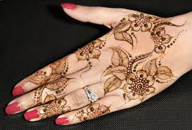 Top 9 Floral Mehendi Designs Henna Tutorials Shrutiarjunanand