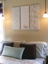 21 fabric on canvas wall art on fabric over canvas wall art with 50 creative diy wall art projects for your home page 5