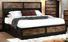 rustic platform beds with storage. Wonderful Platform Rustic Platform Beds With Storage Bed Drawers  Outstanding Cal King Storage Home With Rustic Platform Beds Storage