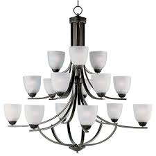 axis 15 light chandelier