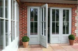 house front door open. Front Door Ideas Feng Shui Opens Outward Can A Open Outwards Uk Performance French Doors At Arts And Crafts Style House Double