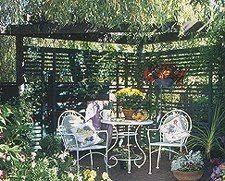 Small Picture 100 Free Trellis Plans at PlansPincom to Build