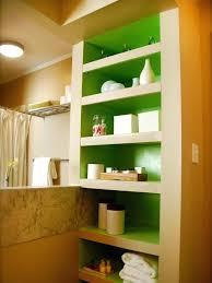 built in shelves bathroom bathroom ideas for small spaces small bathrooms with big advantages bathroom storage