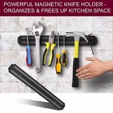 Стеллаж для хранения ножей, <b>магнитный</b> настенный <b>держатель</b> ...