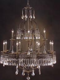 john richard augustine twelve light 40 wide grand chandelier