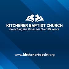Kitchener Baptist Church Podcast
