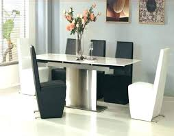 medium size of modern wood dining table canada solid contemporary wooden and chairs white with dark