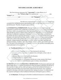 Confidentiality Agreements Templates – Francistan Template