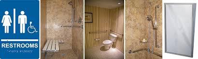 Ada Commercial Bathroom Set Impressive Inspiration Ideas