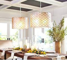 drum lighting pendant. Drum Shades For Pendant Lights Best Ideas On Lighting Dining Room Chandelier Shade Light With Crystals