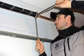 garage door repairmanIllinois Garage Door Repair  Local 24hr Service