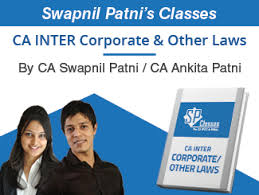 Ca Inter Corporate Other Laws Books By Ca Ankita Patni