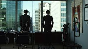 suits harvey specter office. S01E01P69 Harvey Mike.png Suits Specter Office
