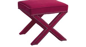 Image result for pink ottoman