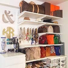closet org jewelry handbags accessories