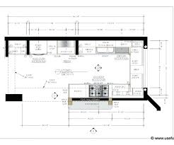 Kitchen Layout Dimensions Kitchen Floor Plan Dimensions Kitchen