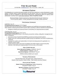 Aviation Resume Aerospace Aviation Resume Sample Professional Resume Examples 1