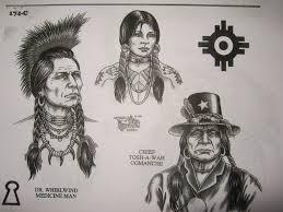 Indiáni Tattoo Cobrák