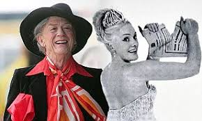 The extraordinary story of Joan Rhodes, the vaudeville strongwoman who  shared a waspish correspondence with Quentin Crisp | Daily Mail Online