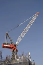 Favelle Favco M2480d Is A 330 Tonne Luffing Giant Article