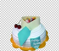 Birthday Cake Sugar Cake Ice Cream Cake Torte Buttercream Png