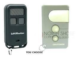 craftsman garage door remote craftsman ge door opener remote programming sears best
