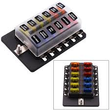 online buy wholesale car fuse box from china car fuse box Car Fuse Box 12 way car fuse box block auto fuse holder box for car vehicle circuit for auto car fuse box diagram