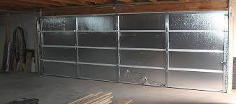 insulating garage doorAre Garage Doors Insulated  A1 Garage Door Service