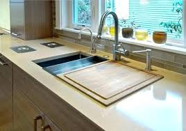 over the sink cutting board picture kitchen insert custom strainer craftsmen with and colander tomatoe over the sink