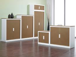 contemporary office storage cabinets with doors file shelving door