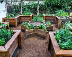 Small Picture garden ideas Beautiful Raised Garden Bed Design Gardening